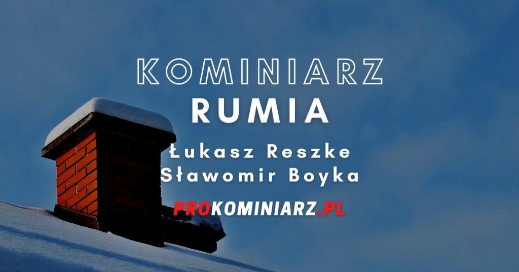 Kominiarz Rumia Usługi Kominiarskie